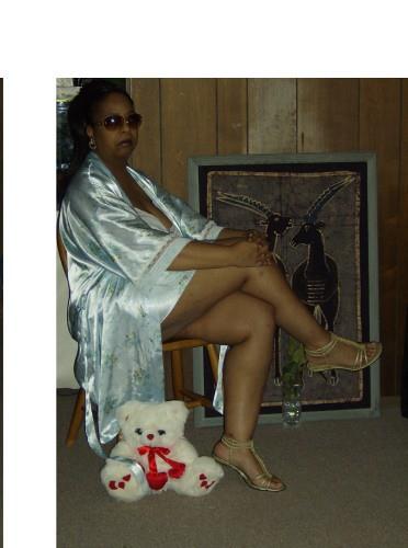 Ebony legs