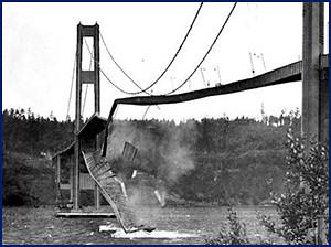 Learning from bridge collapses I-35W Minneapolis and Tacoma Narrows