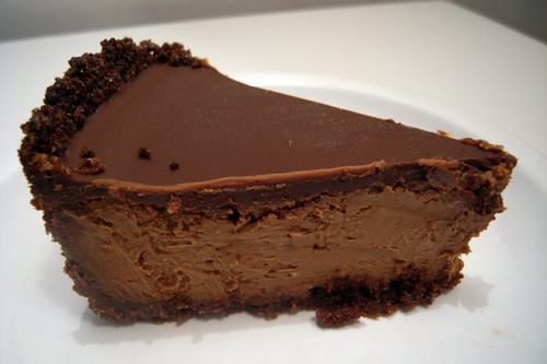 chocolate caramel cheesecake | Flickr - Photo Sharing!