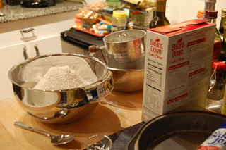 Sifted Cake Flour