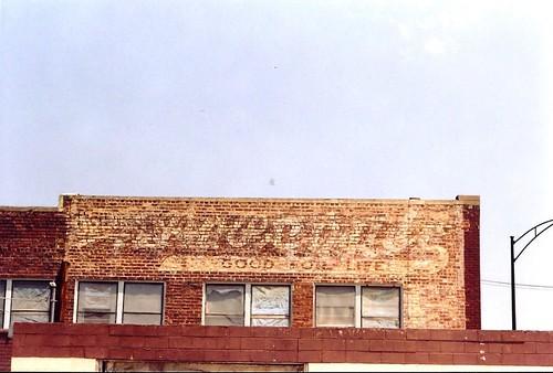 drpepper wall advertisement kansas softdrink soda independencekansas montgomerycounty goodforlife