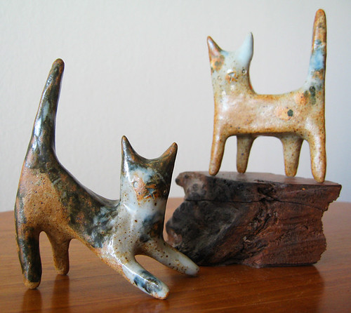 Clay Kitties