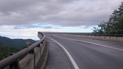 18日目、ループ橋の魅力に気づく