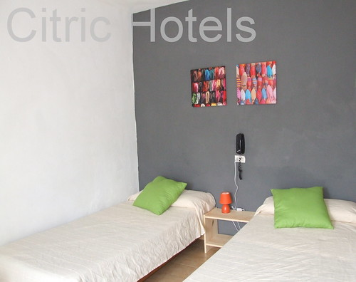 citric hotel Soller habitacion doble Mallorca