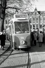 Amsterdam tramlijn 27 in the sixties and seventies