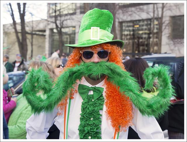 2014 St. Patrick's Parade 1