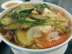 soto ayam, food, canh chua, dish, soup, cuisine, chinese food,