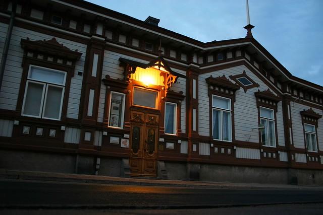 Un edificio emblemático