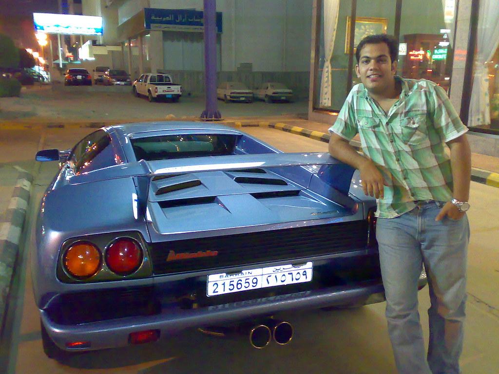 Posing With Lamborghini Diablo A Photo On Flickriver