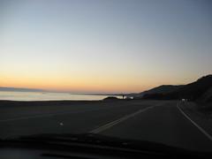 Pe CA1 intre Santa Cruz si San Francisco