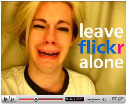 leave flickr alone!!!!