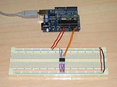 breadboard(1.0), personal computer hardware(1.0), circuit component(1.0), microcontroller(1.0), electrical wiring(1.0),