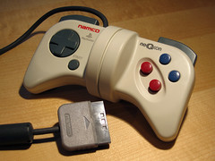 steering wheel(0.0), game controller(1.0), electronic device(1.0), joystick(1.0), gadget(1.0),