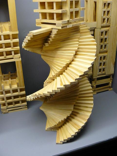 escalier kapla flickr photo sharing. Black Bedroom Furniture Sets. Home Design Ideas