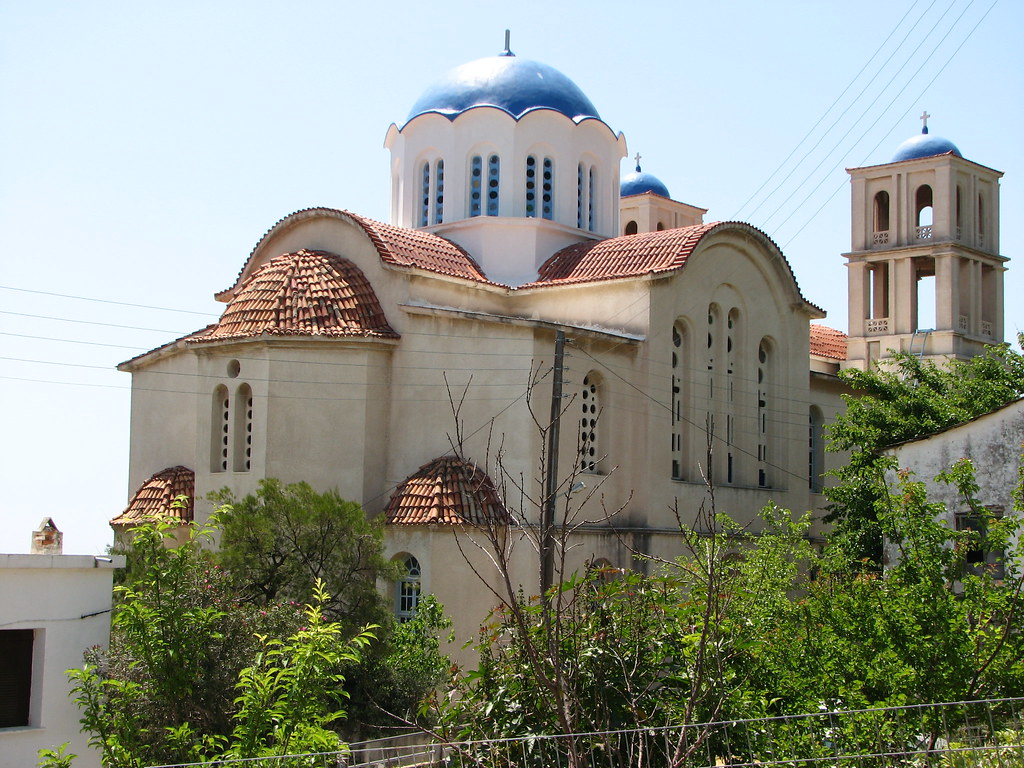 Agios Kirykos church, Ikaria