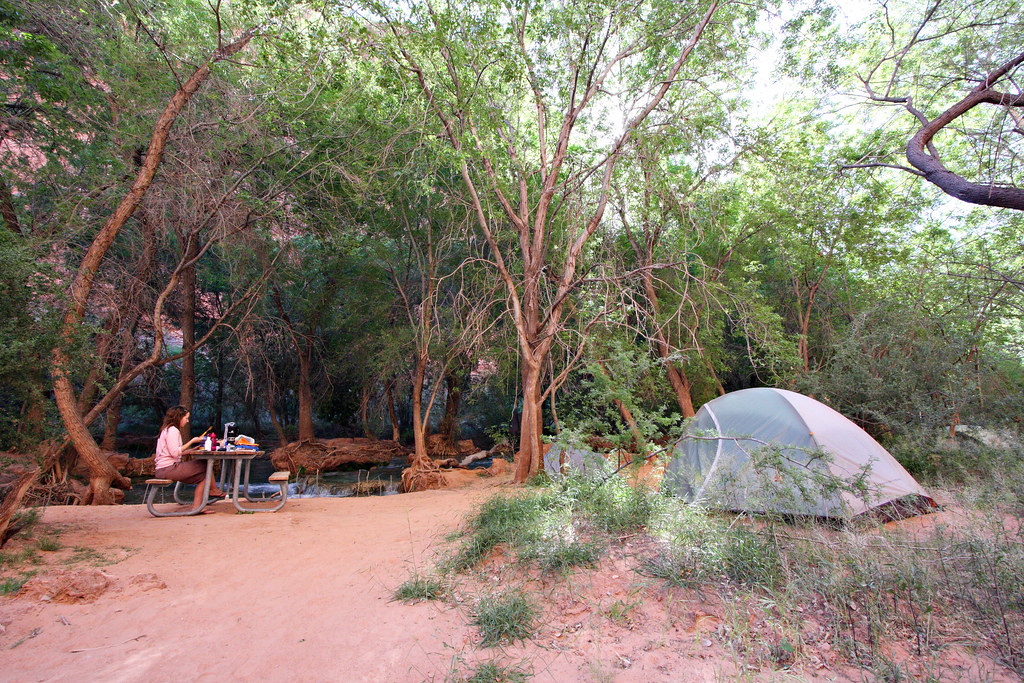Our campground