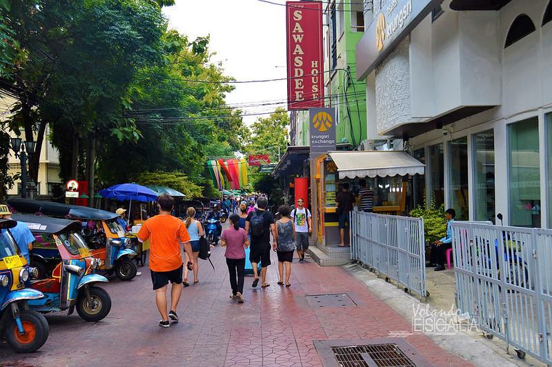 ir de Koh Tao a Bangkok