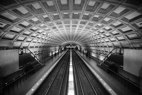 Washington D.C. Metro Tunnel