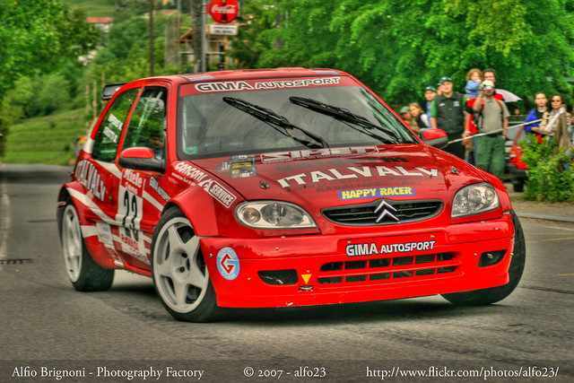 saxo kit car hdr flickr photo sharing. Black Bedroom Furniture Sets. Home Design Ideas