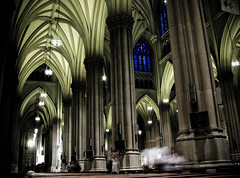 St. Patrick's Cathedral by Still Burning, on Flickr