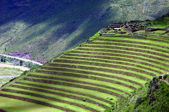 Terraced farming various cultures around the world vudesk for What does terrace farming mean