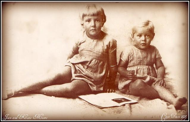 Mom& Kosie 1925