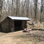 Walnut Mountain Shelter