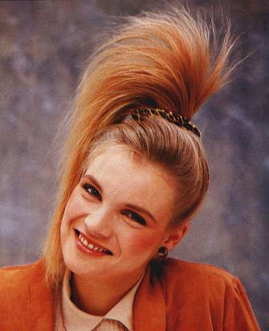 80s Hairstyle 14 Flickr Photo Sharing