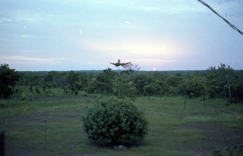 sunset sunrise 1984 westafrica togo volunteer peacecorps corpsdelapaix