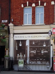 Bourne and Hollingsworth, Fitzrovia, W1