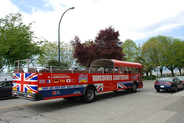 Big Bus Vancouver Hop-on Hop-off Tour