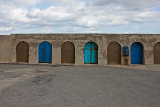 Sea Wall, Sidi Fredj