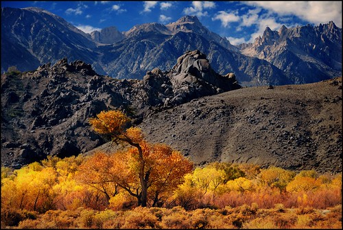 autumn at mt whitney