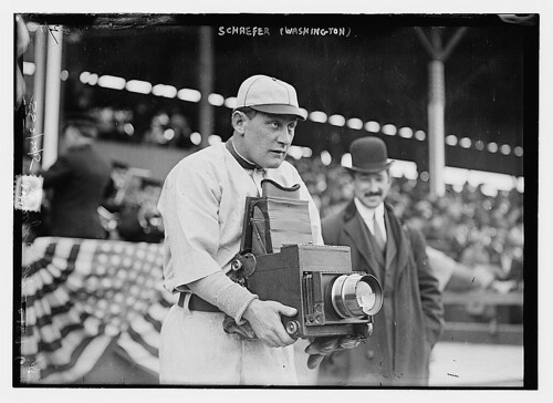 [Germany Schaefer, Washington AL (baseball)]  (LOC)
