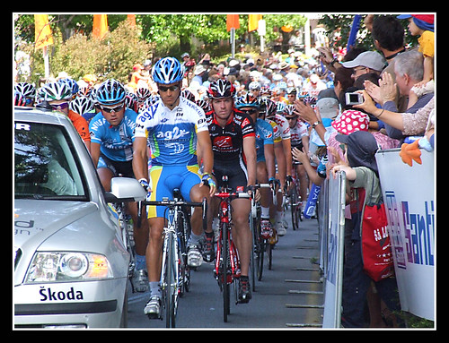 Tour Down Under Stage 2 Start