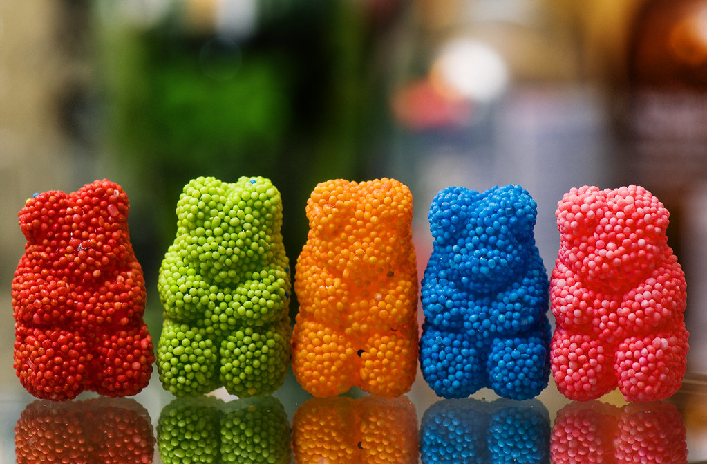 Phat and Loaded! gummy bears