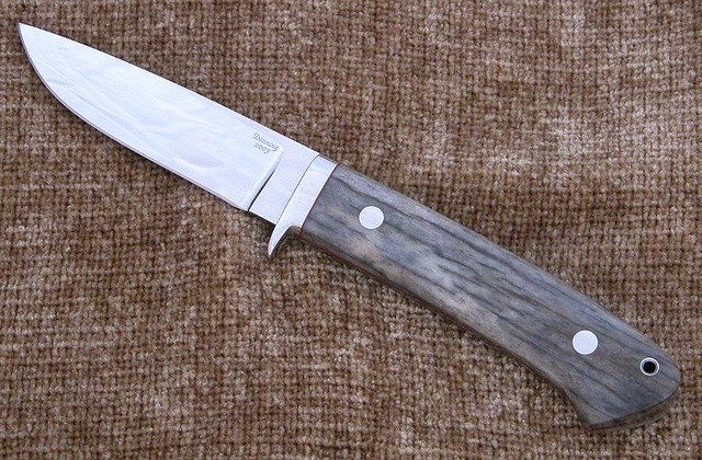 Geno Denning Skinning Knife