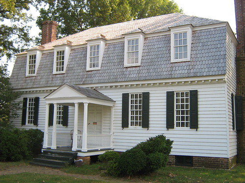 Moore House - Yorktown Battlefield, VA by smokejmt