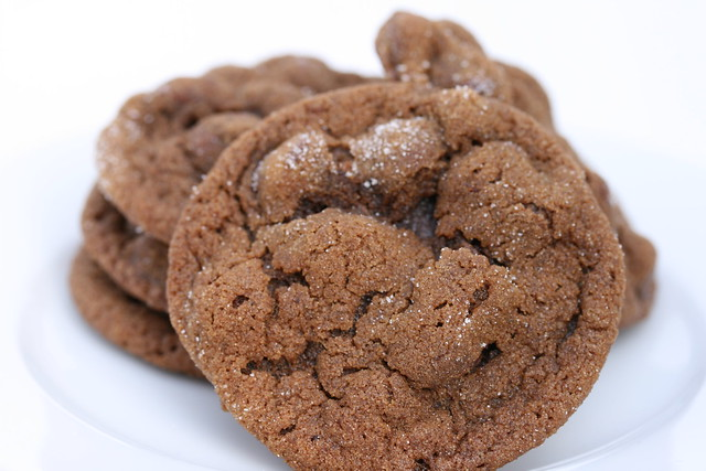 Chewy Chocolate Gingerbread Cookies | Flickr - Photo Sharing!