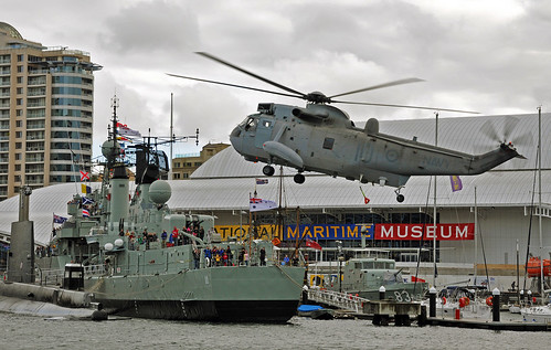 Naval Aviation in the harbour City