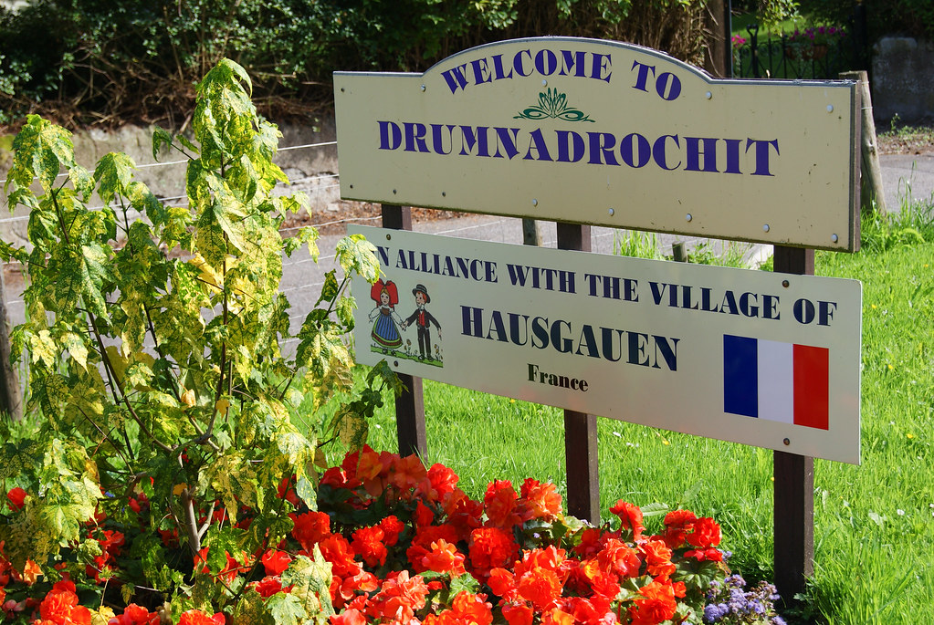 Welcome in Drumnadrochit