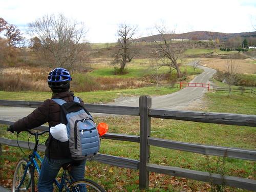 bike emily harlem rail trail valley hvrt ebdhighlights nycisgreat