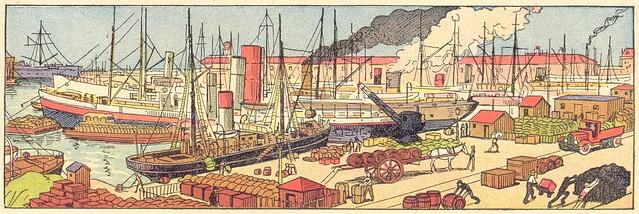 quais du port de Marseille