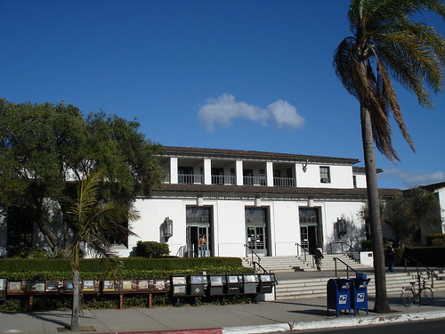 Main Post Office - Santa Barbara by santa barbarian