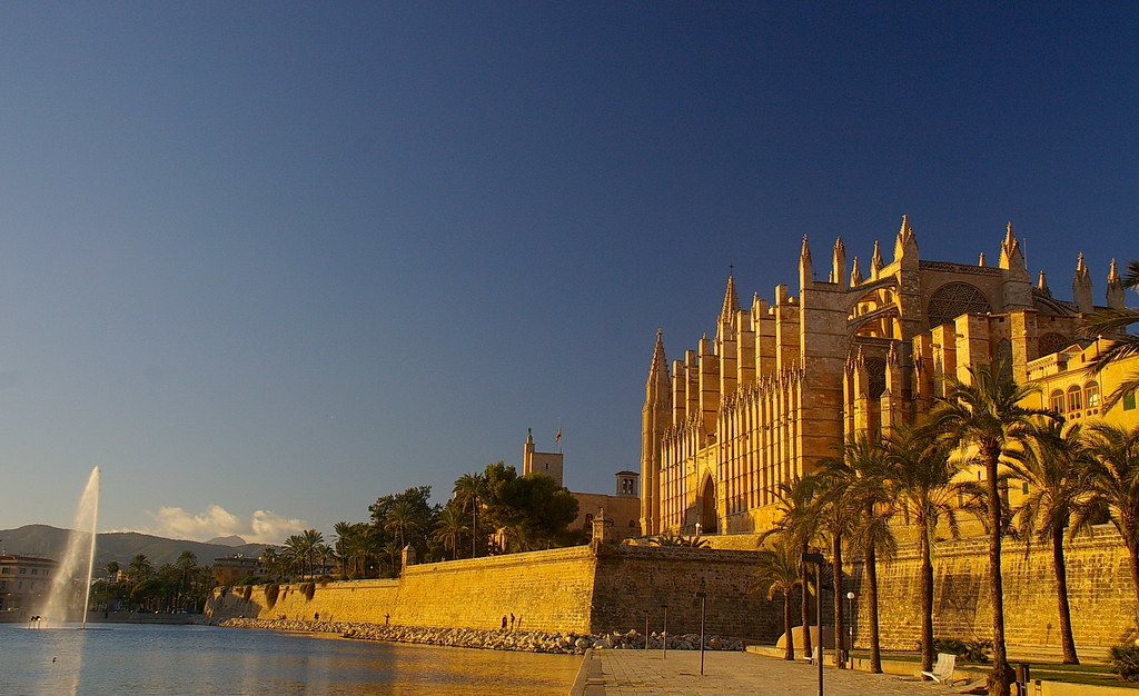 Holiday in Palma de Mallorca