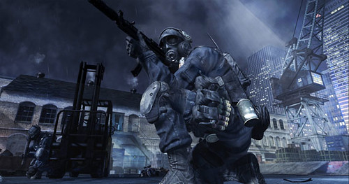Modern Warfare 3: Terminal Map Released
