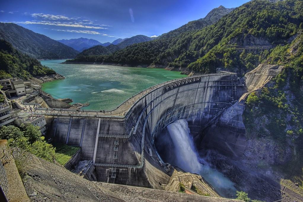 Kurobe Dam by /\ltus