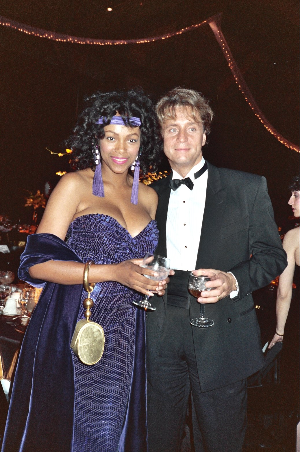 shadoe stevens with wife beverly cunningham flickr