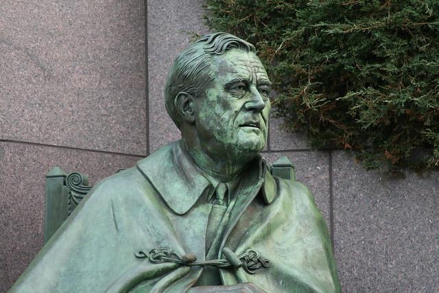 Header of Franklin D. Roosevelt