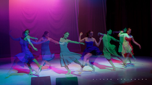 · Danza Jazz, Compañia Zurjazz, Concepción.-